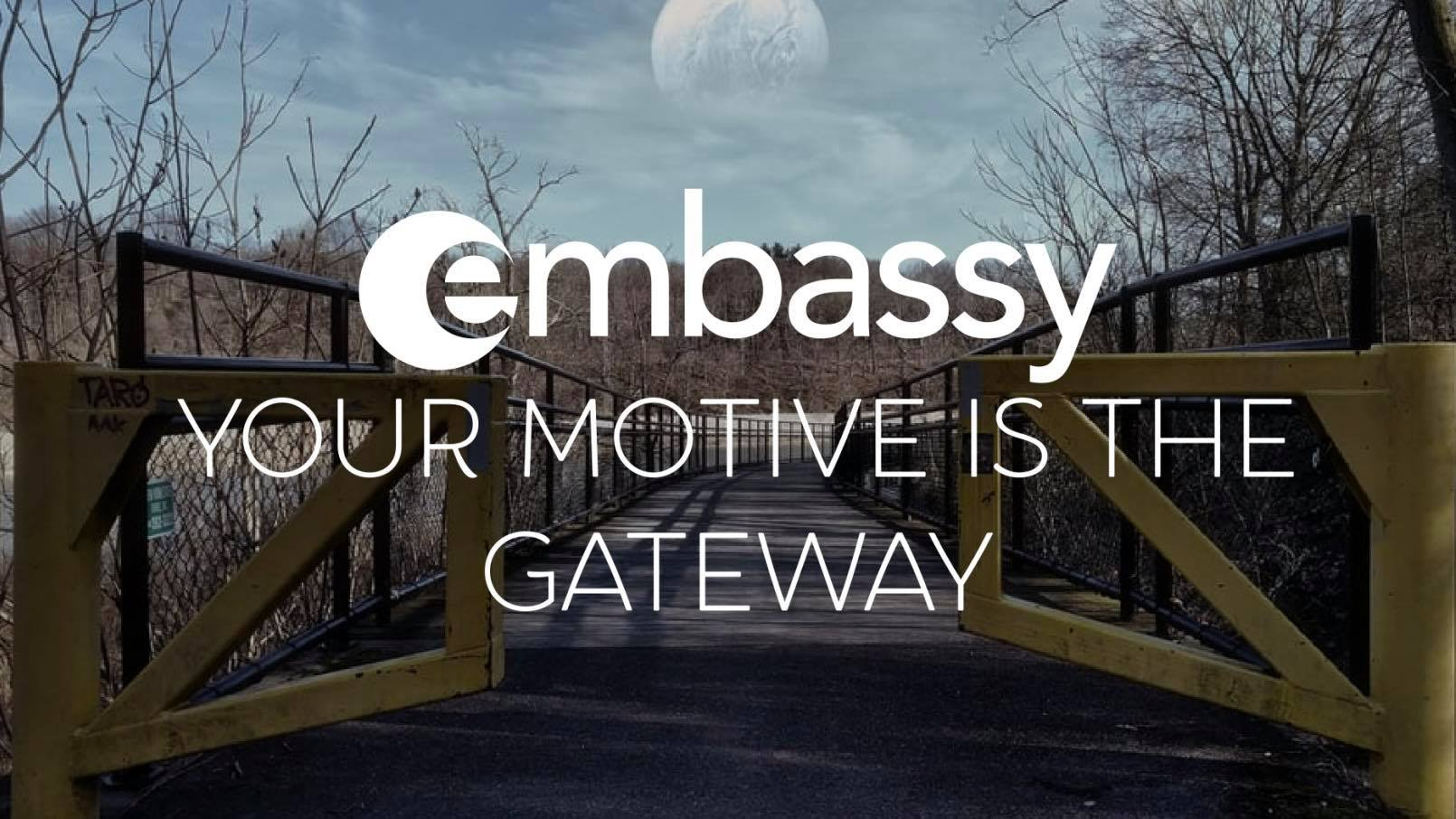Your Motive is the Gateway