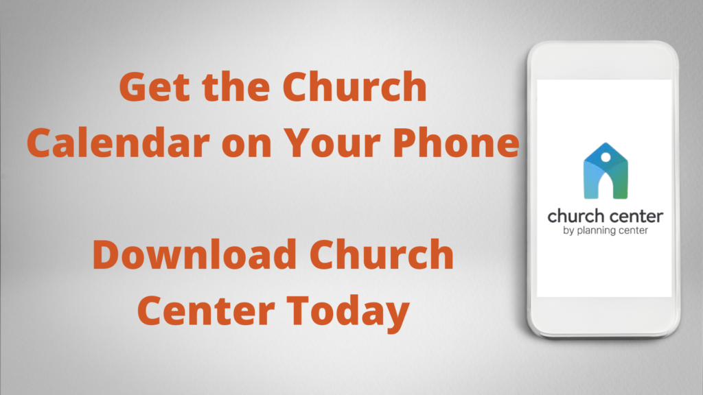 Download Church Center Today