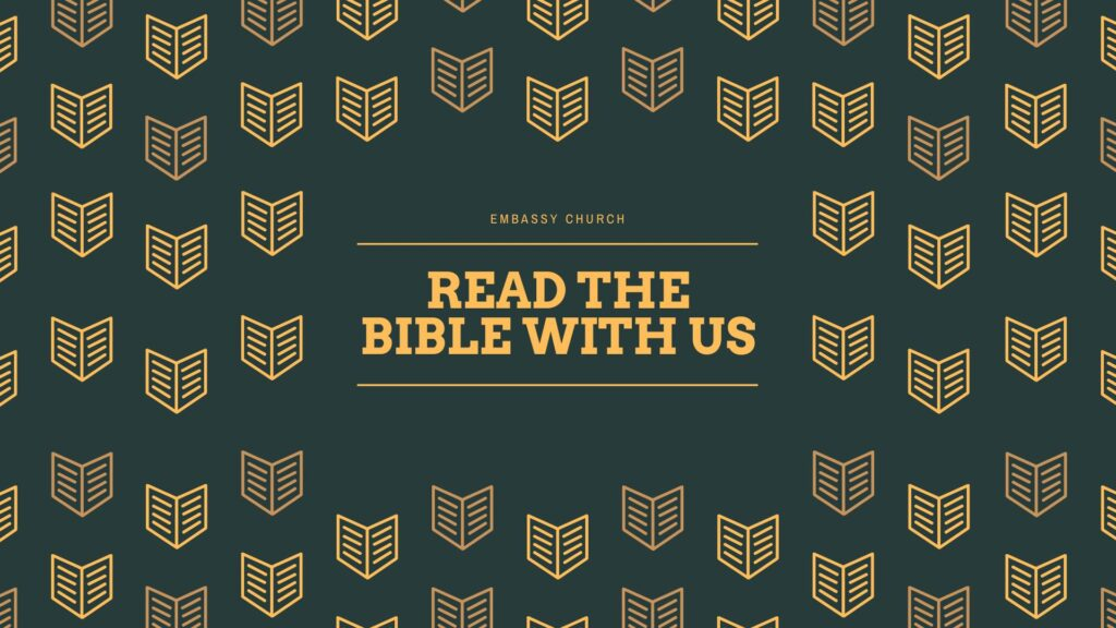 Read the Bible with Us